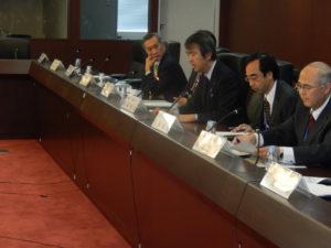 2013年12月3日 NGO・外務省定期協議会「第2回連携推進委員会」挨拶