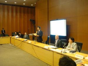 2013年10月3日 イラク情勢に係る安全対策会議